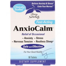 Anxio Calm  Anxiety - Stress -  Restless Sleep